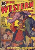Dime Western Magazine (1932-1954 Popular Publications) Vol. 25 #1