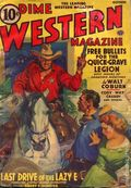 Dime Western Magazine (1932-1954 Popular Publications) Pulp Vol. 25 #2