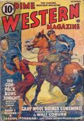 Dime Western Magazine (1932-1954 Popular Publications) Pulp Vol. 25 #4