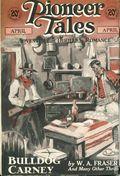 Pioneer Tales (1928 Metropolitan) American Pioneer Tales Pulp Vol. 6 #1