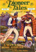 Pioneer Tales (1928 Metropolitan) American Pioneer Tales Pulp Vol. 6 #3
