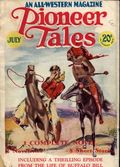 Pioneer Tales (1928 Metropolitan) American Pioneer Tales Pulp Vol. 6 #4