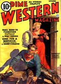 Dime Western Magazine (1932-1954 Popular Publications) Vol. 26 #1
