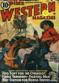 Dime Western Magazine (1932-1954 Popular Publications) Vol. 26 #4