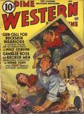 Dime Western Magazine (1932-1954 Popular Publications) Vol. 27 #3