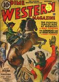 Dime Western Magazine (1932-1954 Popular Publications) Pulp Vol. 28 #3