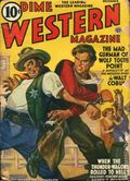 Dime Western Magazine (1932-1954 Popular Publications) Vol. 28 #4