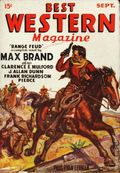 Best Western (1935-1949 Western Fiction/Interstate) Pulp 1st Series Vol. 1 #1