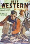 Best Western (1935-1949 Western Fiction/Interstate) Pulp 1st Series Vol. 1 #2
