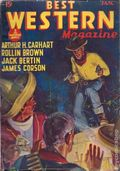 Best Western (1935-1949 Western Fiction/Interstate) Pulp 1st Series Vol. 1 #3