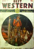 Best Western (1935-1949 Western Fiction/Interstate) Pulp 1st Series Vol. 1 #4