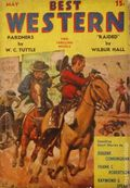Best Western (1935-1949 Western Fiction/Interstate) Pulp 1st Series Vol. 1 #5