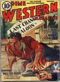 Dime Western Magazine (1932-1954 Popular Publications) Pulp Vol. 34 #3