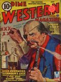 Dime Western Magazine (1932-1954 Popular Publications) Vol. 36 #2