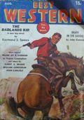Best Western (1935-1949 Western Fiction/Interstate) Pulp 1st Series Vol. 2 #1