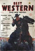 Best Western (1935-1949 Western Fiction/Interstate) Pulp 1st Series Vol. 2 #2