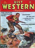 Best Western (1935-1949 Western Fiction/Interstate) Pulp 1st Series Vol. 2 #3