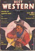 Best Western (1935-1949 Western Fiction/Interstate) Pulp 1st Series Vol. 2 #4