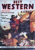 Best Western (1935-1949 Western Fiction/Interstate) Pulp 1st Series Vol. 2 #5