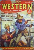 Best Western (1935-1949 Western Fiction/Interstate) Pulp 1st Series Vol. 3 #2