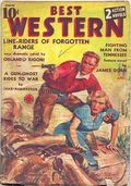 Best Western (1935-1949 Western Fiction/Interstate) Pulp 1st Series Vol. 3 #6