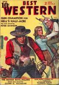 Best Western (1935-1949 Western Fiction/Interstate) Pulp 1st Series Vol. 4 #2