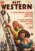 Best Western (1935-1949 Western Fiction/Interstate) Pulp 1st Series Vol. 4 #4