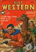 Best Western (1935-1949 Western Fiction/Interstate) Pulp 1st Series Vol. 4 #5