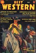 Best Western (1935-1949 Western Fiction/Interstate) Pulp 1st Series Vol. 4 #6