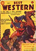 Best Western (1935-1949 Western Fiction/Interstate) Pulp 1st Series Vol. 4 #7