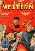 Best Western (1935-1949 Western Fiction/Interstate) Pulp 1st Series Vol. 4 #8