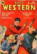Best Western (1935-1949 Western Fiction/Interstate) Pulp 1st Series Vol. 4 #8