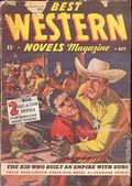 Best Western (1935-1949 Western Fiction/Interstate) Pulp 1st Series Vol. 4 #10