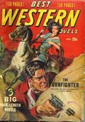 Best Western (1935-1949 Western Fiction/Interstate) Pulp 1st Series Vol. 5 #1