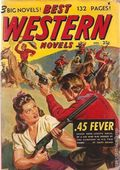 Best Western (1935-1949 Western Fiction/Interstate) Pulp 1st Series Vol. 5 #2