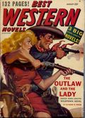 Best Western (1935-1949 Western Fiction/Interstate) Pulp 1st Series Vol. 5 #4