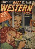 Best Western (1935-1949 Western Fiction/Interstate) Pulp 1st Series Vol. 5 #5