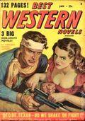 Best Western (1935-1949 Western Fiction/Interstate) Pulp 1st Series Vol. 5 #6