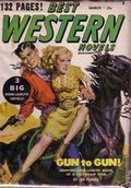 Best Western (1935-1949 Western Fiction/Interstate) Pulp 1st Series Vol. 5 #7