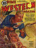 Dime Western Magazine (1932-1954 Popular Publications) Vol. 40 #1