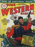 Dime Western Magazine (1932-1954 Popular Publications) Pulp Vol. 41 #4