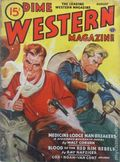 Dime Western Magazine (1932-1954 Popular Publications) Pulp Vol. 42 #4