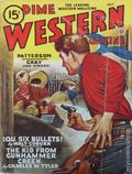 Dime Western Magazine (1932-1954 Popular Publications) Vol. 46 #3
