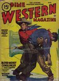 Dime Western Magazine (1932-1954 Popular Publications) Pulp Vol. 48 #3