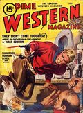 Dime Western Magazine (1932-1954 Popular Publications) Vol. 49 #3