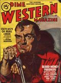 Dime Western Magazine (1932-1954 Popular Publications) Vol. 50 #4