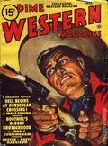 Dime Western Magazine (1932-1954 Popular Publications) Pulp Vol. 51 #3