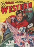 Dime Western Magazine (1932-1954 Popular Publications) Pulp Vol. 52 #2