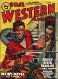 Dime Western Magazine (1932-1954 Popular Publications) Pulp Vol. 53 #3