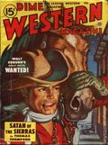 Dime Western Magazine (1932-1954 Popular Publications) Pulp Vol. 54 #2